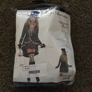 "Leg Avenue Other - NWT leg avenue ""delightful hatter"" costume"